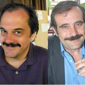 Apóstolos Doxiadis y Rafael Reig