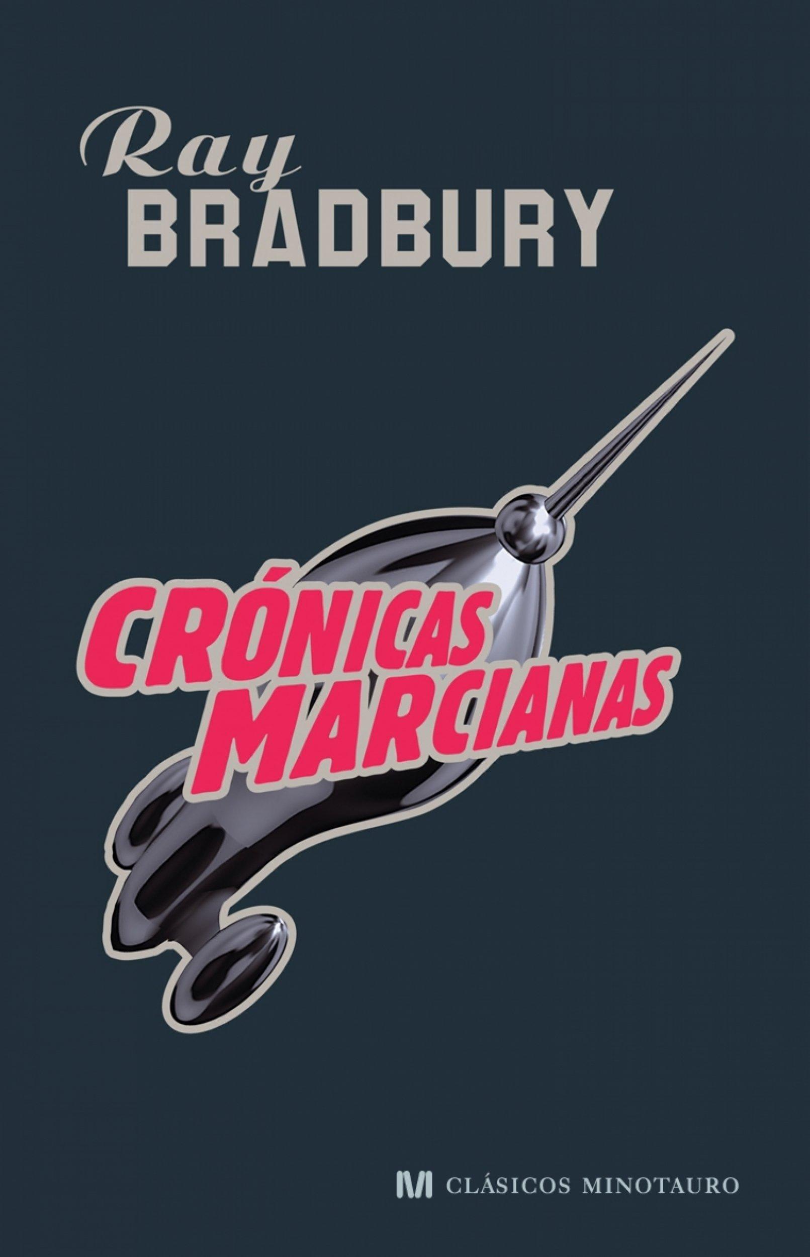 Crónicas marcianas de Ray Bradbury