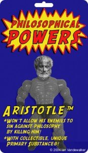 Aristóteles el arrogante