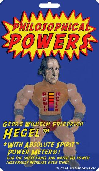 Hegel el odioso