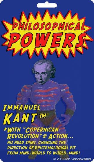 Kant el asesino