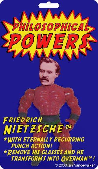 Nietzsche el infame