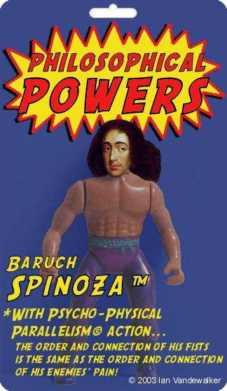 Spinoza el malévolo