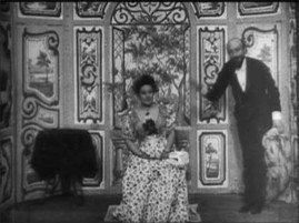 Desaparición de una dama en el Robert Houdin