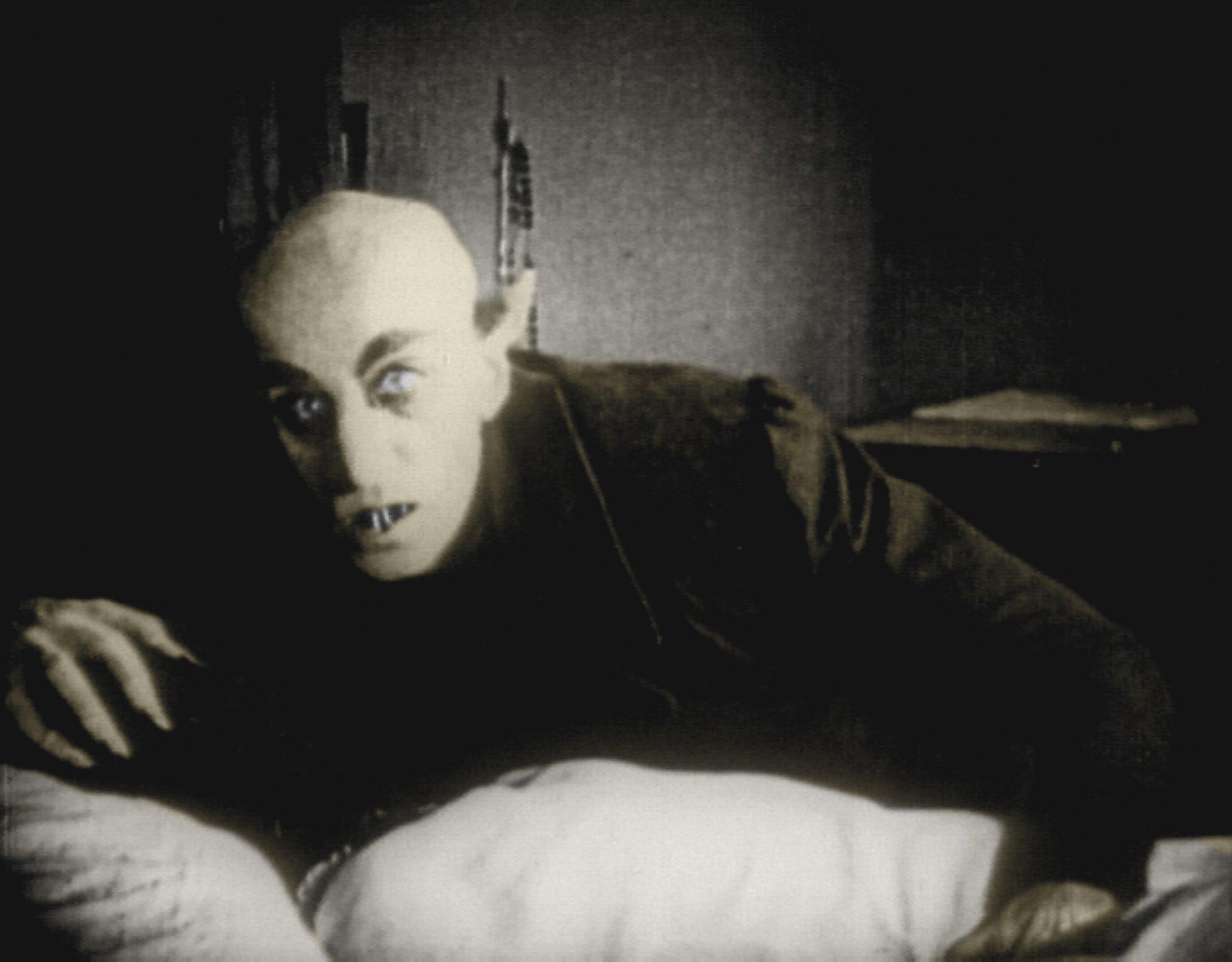 ¿Nosferatu enamorado?