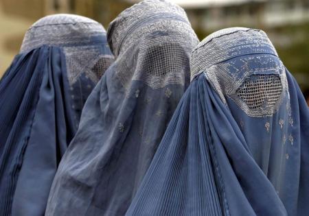 Burka islámico