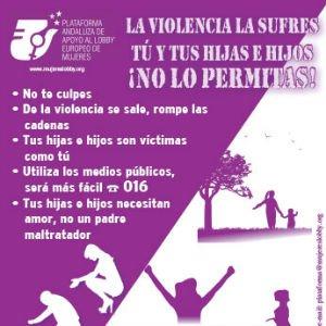 Plataforma Andaluza de Apoyo al Lobby Europeo de Mujeres