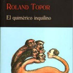 El quimérico inquilino de Roland Topor