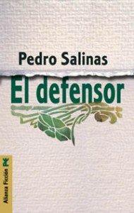 El defensor de Pedro Salinas