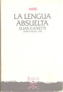 La lengua absuelta de Elías Canetti