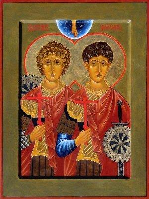 San Sergio y San Baco