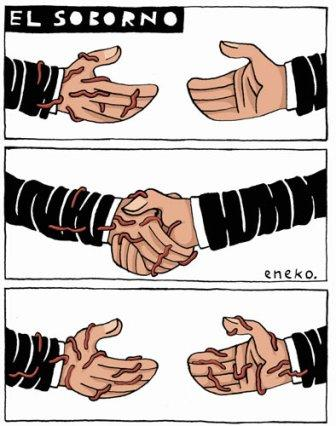El soborno por Eneko