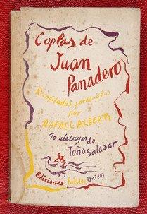 Coplas de Juan Panadero de Rafael Alberti