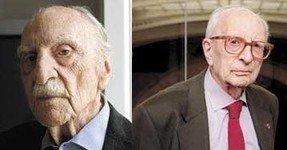 Francisco Ayala y Claude Lévi-Strauss