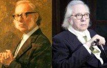 Isaac Asimov y Francisco Umbral