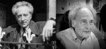 Jean Cocteau y Eduard Punset