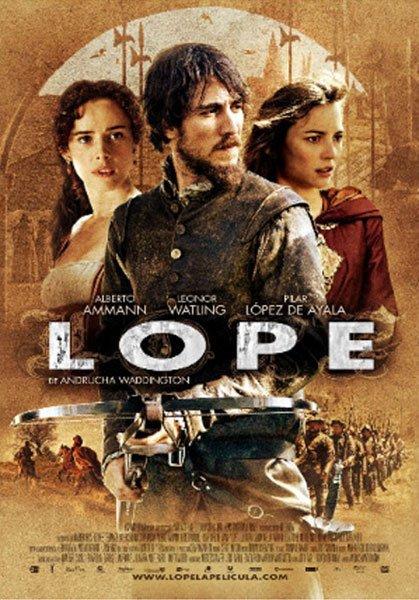 Lope, la película