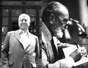 Pepín Bello y Ángel González