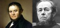 Sthendal y Alexander Soljenitsin
