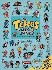 Los tebeos de nuestra infancia de Antoni Guiral