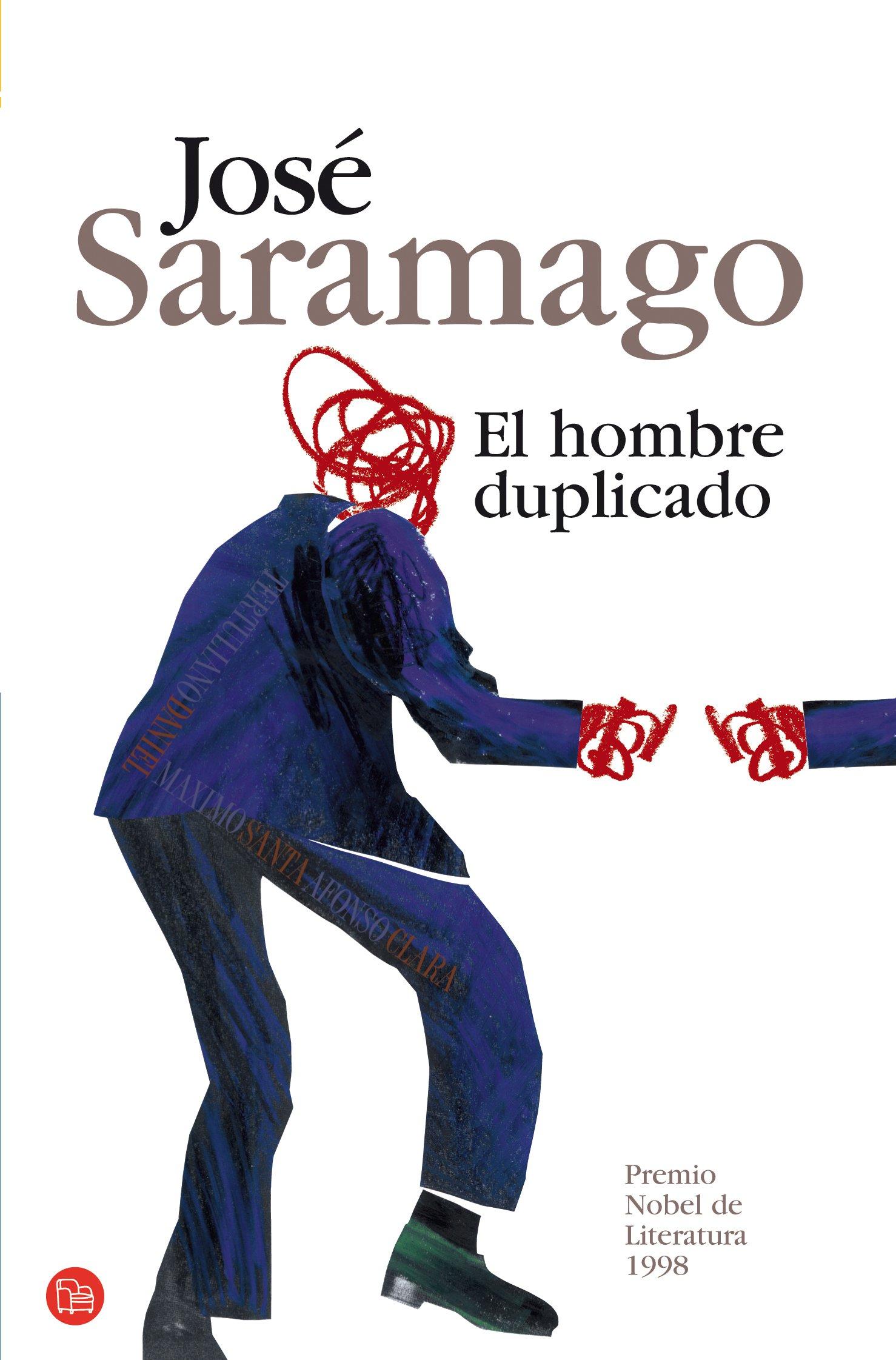 El hombre duplicado de José Saramago