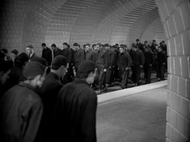 El proletariado de Metrópolis alienado