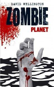 Zombie planet de David Wellington