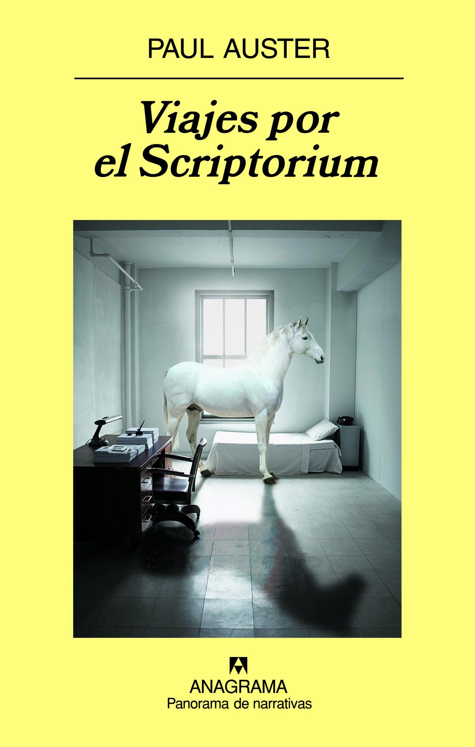 Resultado de imagen para Paul Auster - Viajes por el Scriptorium