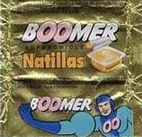 Boomer de natillas