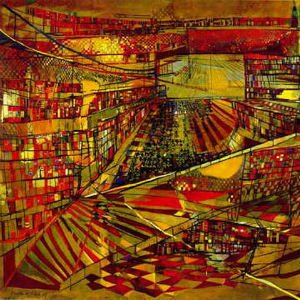 La biblioteca de Vieira da Silva