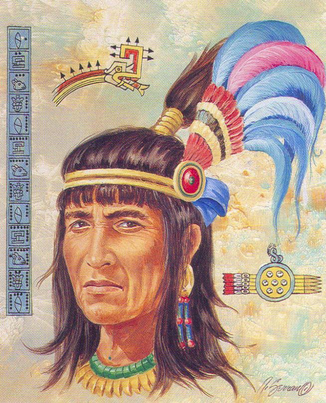 Emperador Itzcóatl