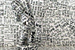 Hipergrafía o escribirlo todo