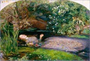 Ophelia de John Everett-Millais