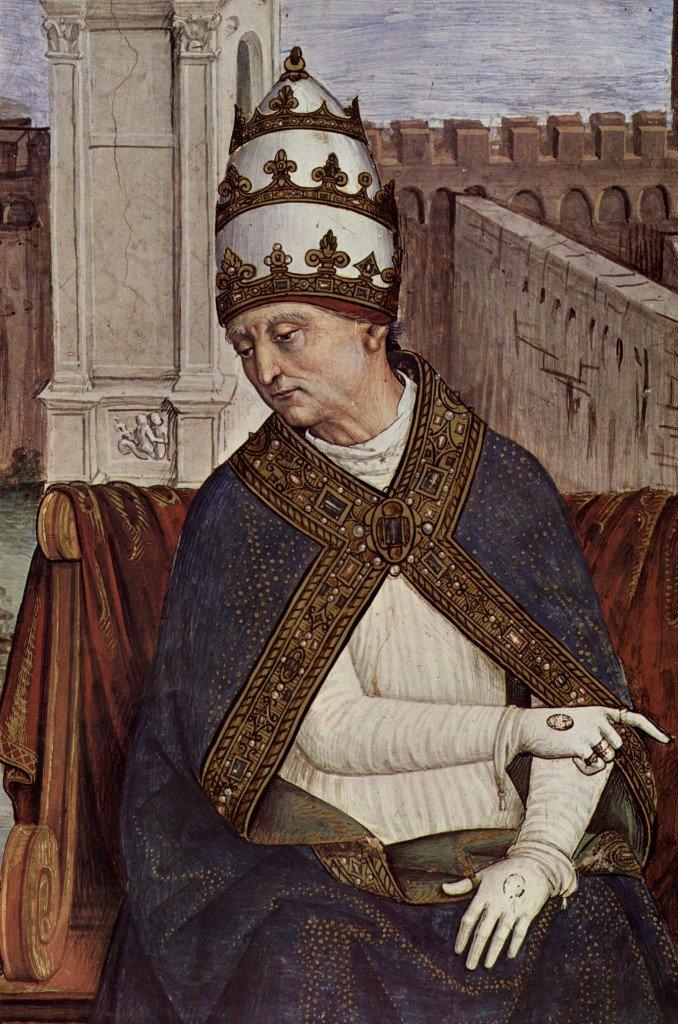 Eneas Silvio Piccolomini, Pío II