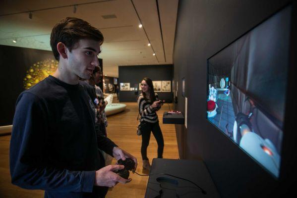 Videojuegos en el MoMA