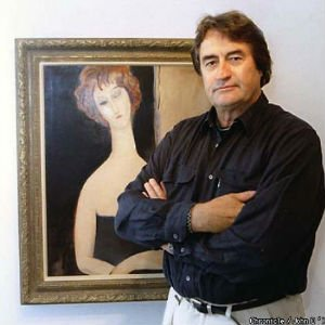 Pyle y su falso Modigliani y verdadero Hory