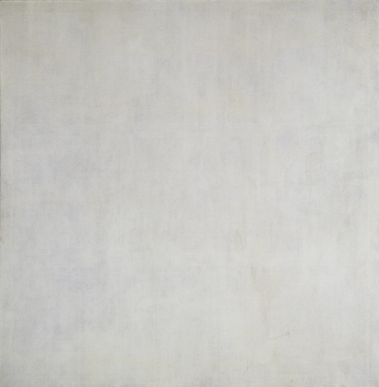 White Stone de Agnès Martin