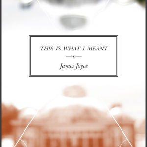 Día 17- Esto es lo que yo quería decir de James Joyce