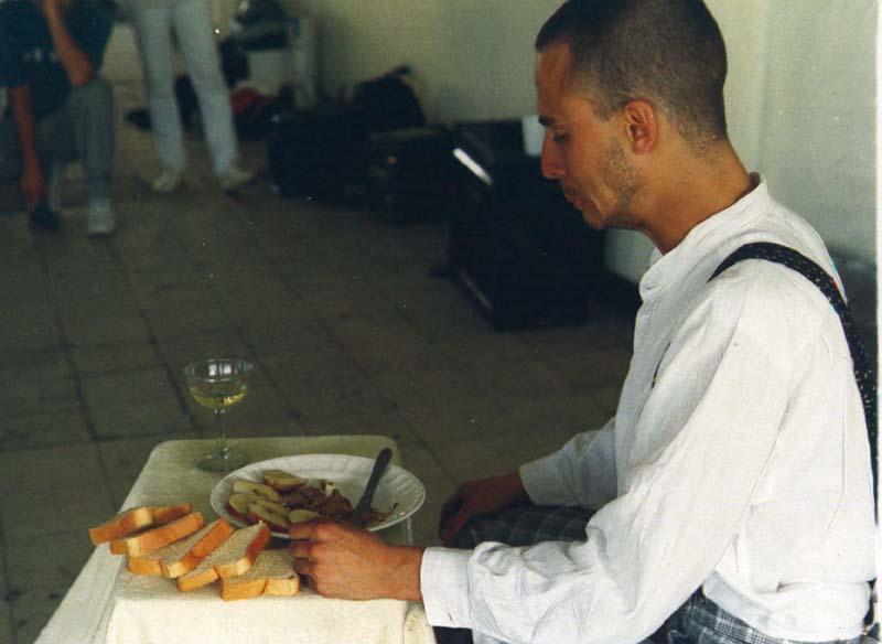 Performance de Fernando Pertuz