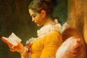 La joven lectora de Fragonard