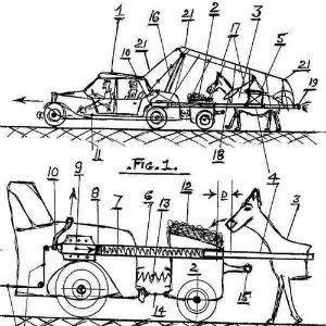 Invento de coche sin combustible