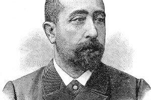 Georges Gilles de la Tourette, neurólogo que pone nombre al síndrome