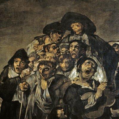 La romería de San Isidro de Goya