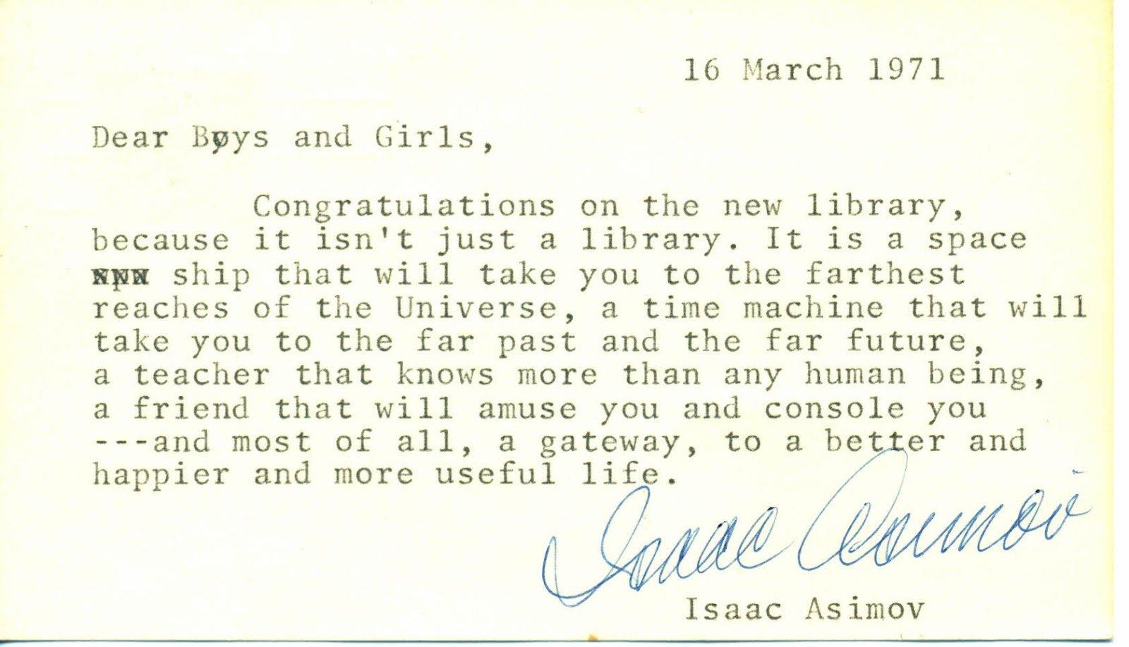 Nota de Asimov