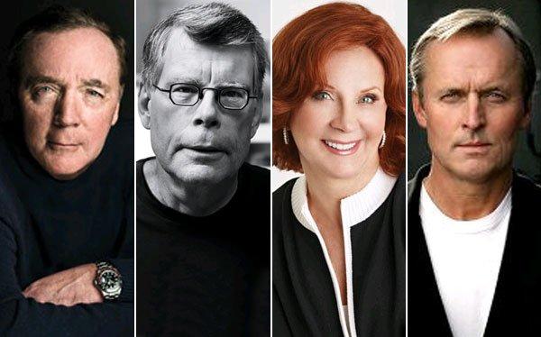 Algunos de los escritores mejor pagados