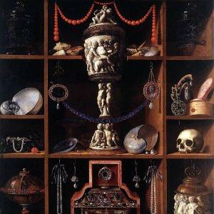 Gabinete de curiosidades de Johann Georg Hainz, 1666