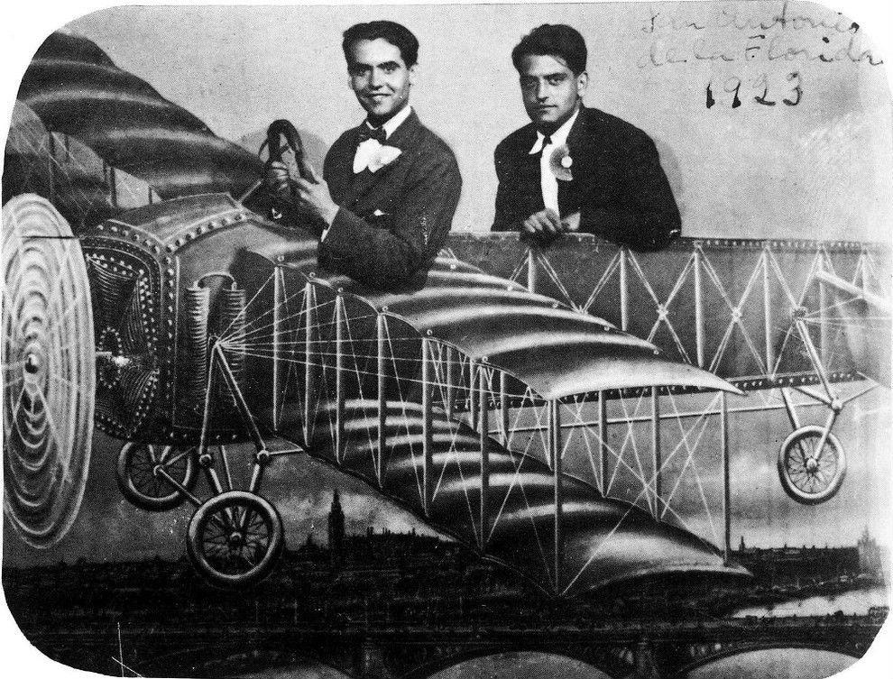 Lorca y Buñuel