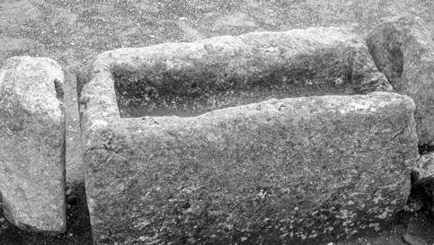 Un pesebre de piedra, sin duda un lugar poco confortable para echarse la primera siesta