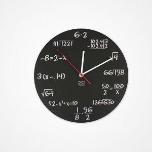 Las 10 horas del reloj de 10 horas