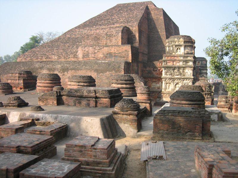 Ruinas de Nalanda